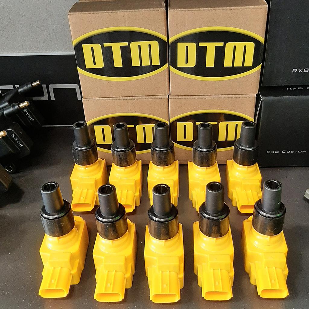 DTM RX8 Power Coils