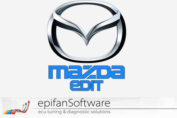 MazdaEdit Lite Software & License