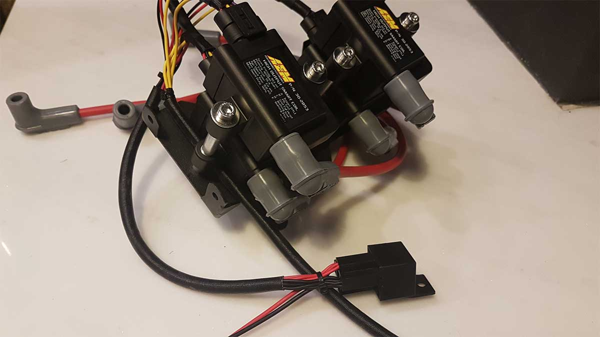 RX8 AEM Smart Coils Kit