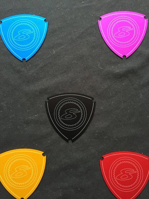 Infinity Rotary RX8 Emblem