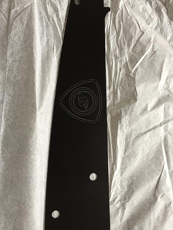 Infinity Rotary RX8 Slam Panel